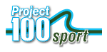 Project 100 Sport Logo
